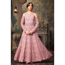 5106 LILAC MAISHA JAWARIYA HEAVY EMBROIDERED WEDDING WEAR BRIDAL LEHENGA
