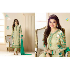 2765 MINT COLOUR KASEESH PRACHI-9 SUIT PARTY WEAR SHALWAR KAMEEZ