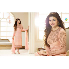 2766 PEACH COLOUR KASEESH PRACHI-9 SUIT PARTY WEAR SHALWAR KAMEEZ